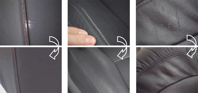 DIY Leather Repair kit - Fix Small Scuffs And Scratches