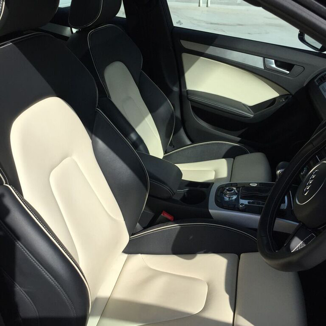 Audi Leather Seats