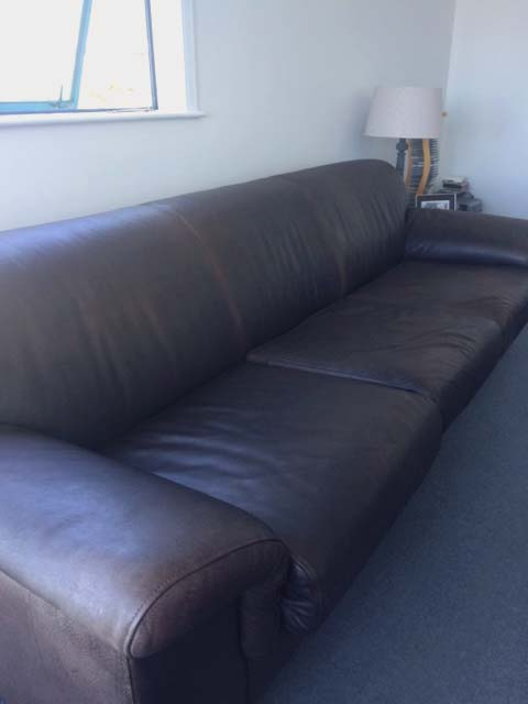 couch after restoration