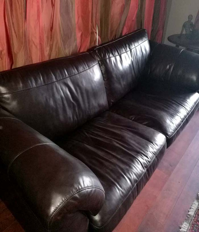 couch after care