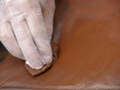 wipe-on leather restoration products