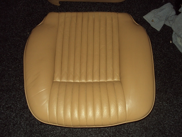 XJ6 Jag Seats finished
